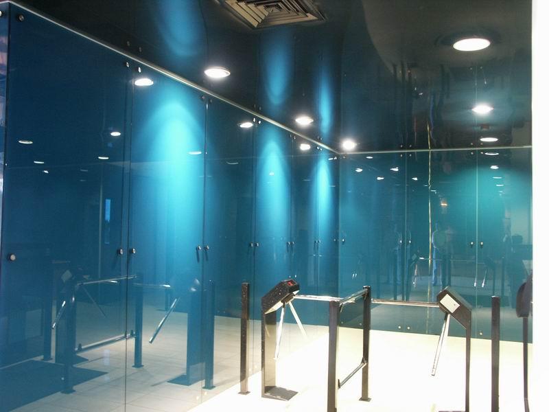 Изготовление двухсторонних зеркал «Гизелла»